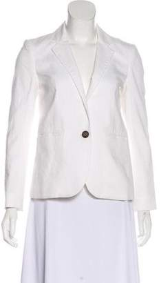 Jenni Kayne Textured Single-Breasted Blazer