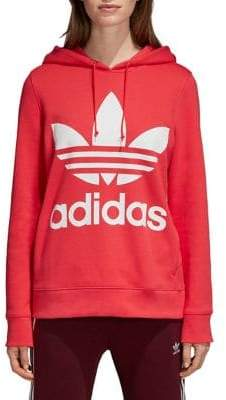 adidas Trefoil Logo French Terry Hoodie