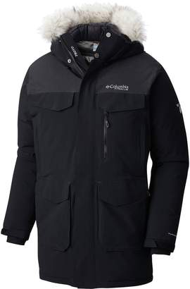 Columbia Titanium Titan Pass 780 Turbodown Parka - Men's