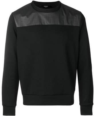 Fendi basic sweatshirt