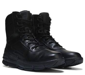 Bates Men's Rage Medium/Wide Waterproof Side Zip Work Boot