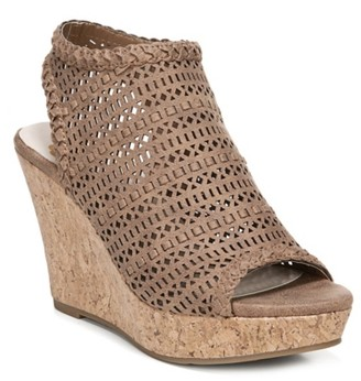 Fergalicious Kealey Wedge Sandal