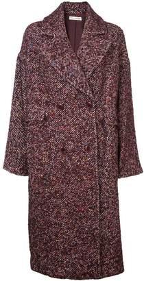 Ulla Johnson double-breasted oversized coat