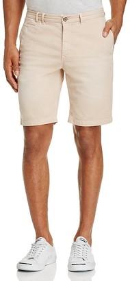 Scotch & Soda Garment-Dyed Chino Shorts $85 thestylecure.com