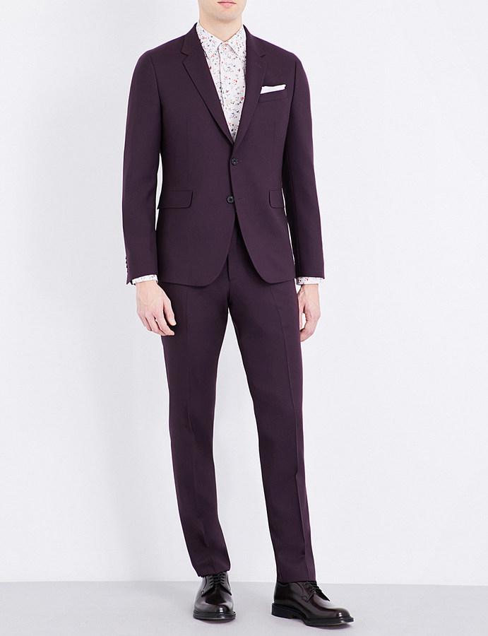 Paul SmithPAUL SMITH Kensington wool suit
