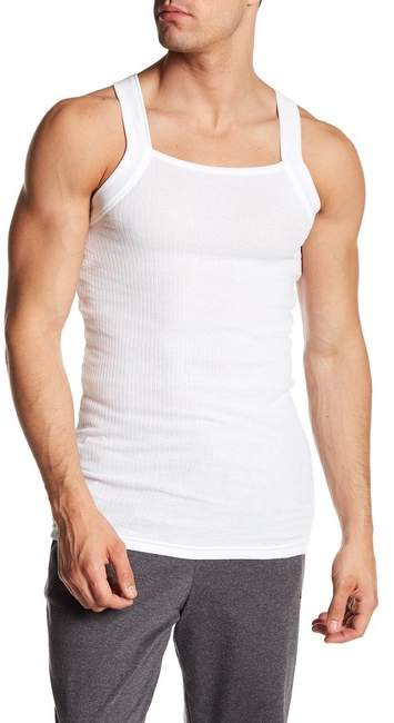 2(X)IST Square Cut Tank - Pack of 2