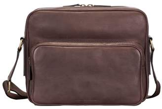 6b756ba3d0f Maxwell Scott Bags Men S Luxury Soft Brown Italian Leather Messenger