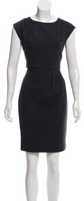 Diane von Furstenberg Marchona Wool-Blend Dress