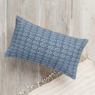 New Waves Lumbar Pillow