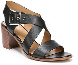 75c8edbb6b1 Franco Sarto Faux Leather Women s Sandals - ShopStyle