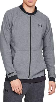 Under Armour Unstoppable Double Knit Bomber Jacket