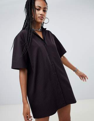 The Ragged Priest x Betsy Johnson shirt dress with embroidery