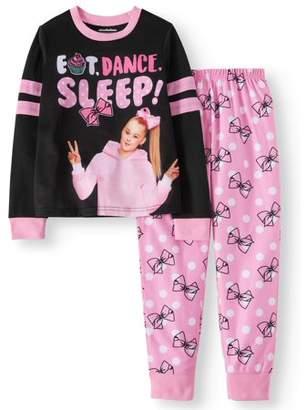 Jo-Jo Jojo Siwa Girl's Jojo 2 Piece Pajama Sleep Set (Big Girls & Little Girls)