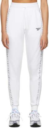Vector Reebok Classics White Lounge Pants