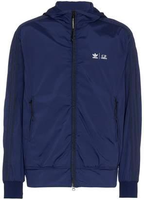 adidas X CP Company stripe sleeve track jacket