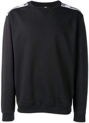 Moschino freedom print sweatshirt