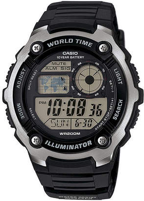 Casio Illuminator Mens Sport Watch AE2100W-1AV