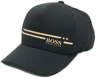 HUGO BOSS logo cap