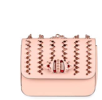 Christian Louboutin Sweet Charity rose gold shoulder bag