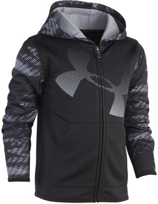 Under Armour Little Boys Trave Zip-Up Hoodie