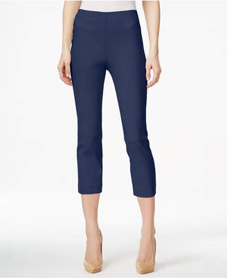 Style&Co. Style & Co Pull-On Capri Pants In Regular & Petite Sizes