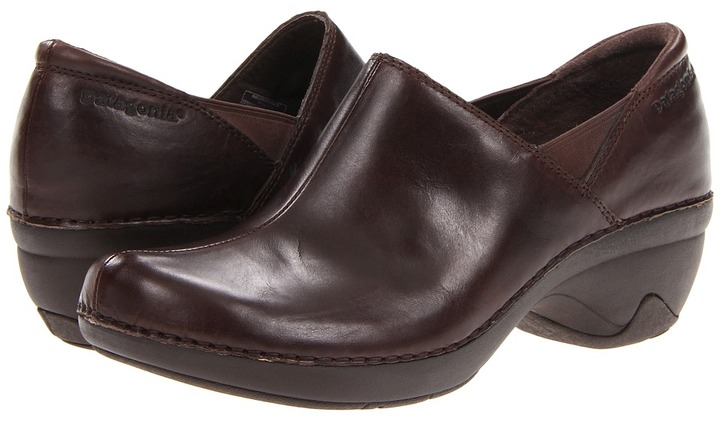 Patagonia Better Clog Smooth (Black Smooth) - Footwear