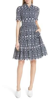 Kate Spade Eyelet Shirtdress