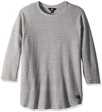 Volcom Men's Warren Long Sleeve Crew Shirt