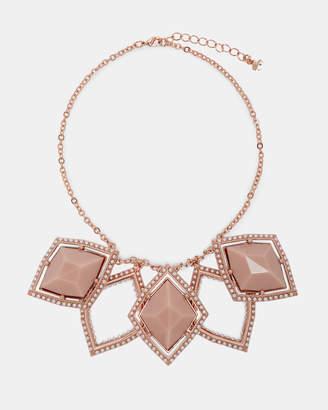 Ted Baker ROMA Regal gem necklace