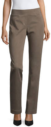Liz Claiborne Skinny Fit Woven Pull-On Pants