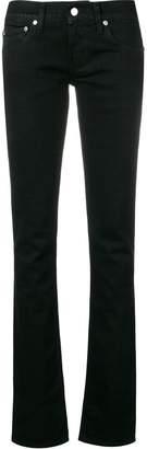 Helmut Lang low-rise slim-fit jeans
