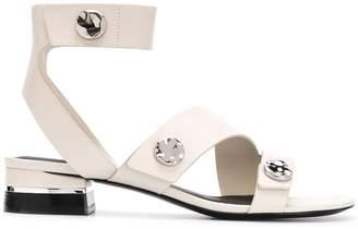 3.1 Phillip Lim Drum sandals with rivets