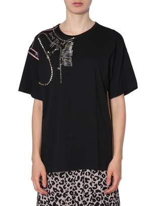 N°21 N.21 Oversize Fit T-shirt
