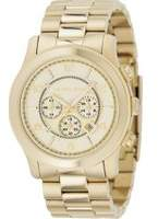 Mens Runway Chronograph Watch MK8077