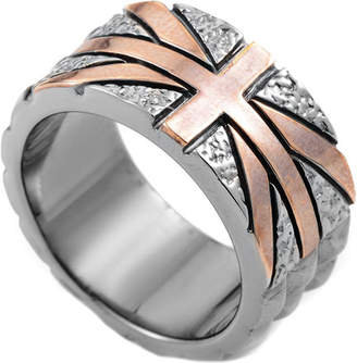 Stephen Webster Alchemy In The Uk Silver Union Jack Ring