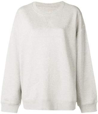 MM6 MAISON MARGIELA round neck sweatshirt