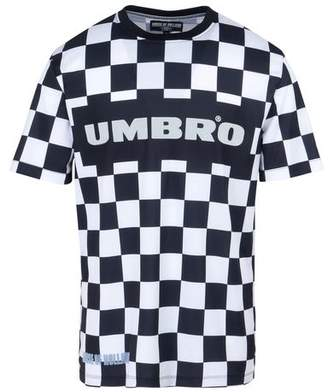 House of Holland UMBRO x CHECKERBOARD FOOTBALL TOP T-shirt