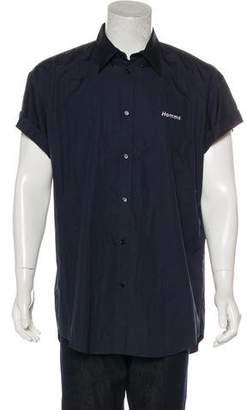 Balenciaga 2018 Homme Longline Shirt