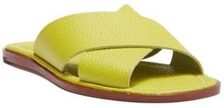 Bettye Muller Keen Crisscross Slide Sandal