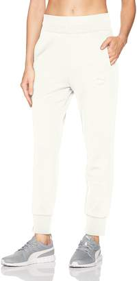 Puma Women's Archive T7 Structured Fashion Track Pant