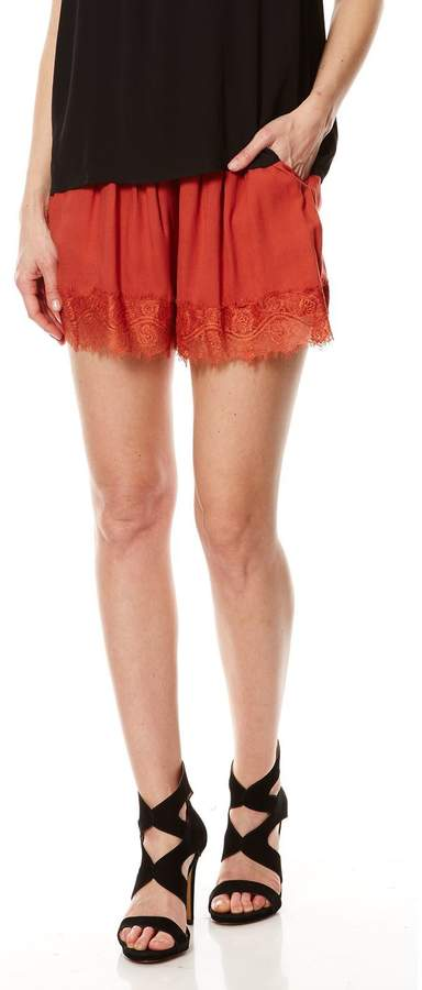 Pepe Jeans London Catherine - Short - rot