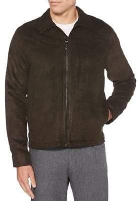 Perry Ellis Classic Zip Jacket