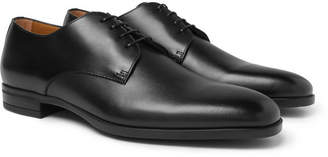 HUGO BOSS Kensington Leather Derby Shoes - Men - Black
