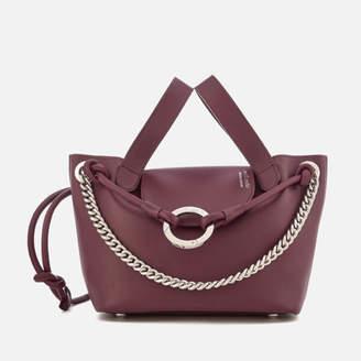 Meli-Melo Women's Linked Thela Mini Tote Bag - Jupiter Burgundy