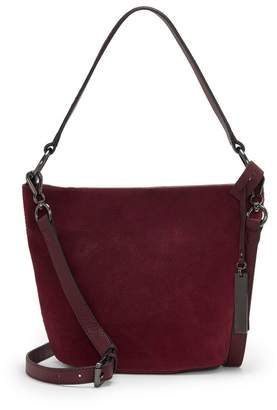 Vince Camuto Suza – Gusset-detailed Bucket Bag