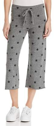 LnA Kismet Brushed Star Print Sweatpants