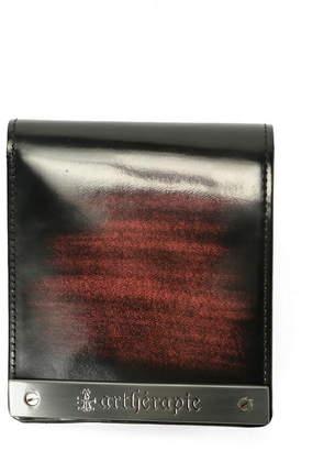 Artherapie (アルセラピィ) - artherapie (U)メタルプレートアドバン 二つ折り財布 アルセラピィ 財布/小物