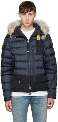 Parajumpers Navy Down Skimaster Jacket $1,065 thestylecure.com