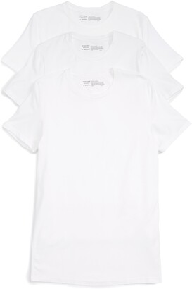 Nordstrom Trim Fit 3-Pack Stretch Cotton Crewneck T-Shirt