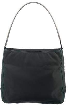 Prada Green Handbags - ShopStyle 874389f188